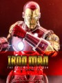 Hot Toys CMS07D37 - 1/6 Scale Figure - Iron Man ( The Origin Collection )