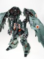 Steel Legend - 1/100 Scale Diecast Figure - Kshatriya Mobile Suit