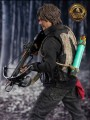 Threezero - 3Z0021 - 1/6 Scale Figure The Walking Dead - Daryl Dixon ( Exclusive Version )