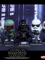 Hottoys Cosbaby Series COSB311 - Star Wars TFA Set of 6pc
