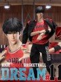Cag Toys - 1/6 Scale Figure - High School Basket Ball Dream #11 Rukawa ( Regular Version )