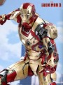 Hot Toys - QS007 - Iron Man Mark XLII - 1/4th scale Figure