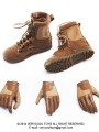 Verycool - VCF2018 - 1/6 Female Military Boots + Glove Hand Set - 3 Colors