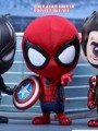 Hottoys Cosbaby Cosb272 Team Iron Man With Spiderman