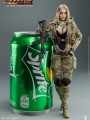 Verycool - VCF3004 - 1/12 Scale Figure - Palm Treasure Series - MC Camouflage Women Soldier Villa