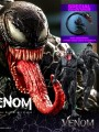 Hot Toys MMS590B - 1/6 Scale Figure - Venom SPECIAL VERSION