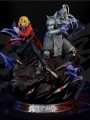 Best Hero X Lseven - 1/6 Scale Statue - Edward & Elric