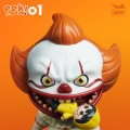 Stingray Art Studio - EEK! Big Mouth Horror Series #01 Pennywise ( 4.5 Inch Tall )