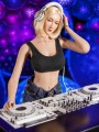 "Toy Culture - 1/6 Scale Figure DJ ""S"" - Deluxe Set"