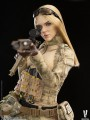 Verycool - VCF2037B - 1/6 Scale Figure A-TACS FG Double Woman Soldier - Jenner ( Type B )
