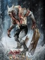 Coomodel - PM004 - 1/12 Scale Figure - Bloody White Werewolf (Deluxe Version)