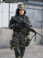 Flagset - FS73021 - 1/6 Scale Figure - Chinese Snow Leopard Commando Unit ( Female Sniper )