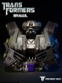 Prime 1 Studio - PS015 Transformers - Brawl Premium Bust
