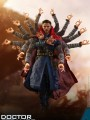 Hot Toys - MMS484 - 1/6 Scale Figure - Avengers Infinity War - Doctor Strange