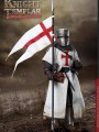 Coomodel - SE056 - 1/6 Scale Figure - Series Of Empire ( Diecast Alloy ) - Bachelor Of Knights Templar