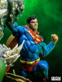 Iron Studios - Superman Vs Doomsday Diorama 1/6 Dc Comics By Ivan Reis