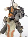 ThreeA - 1/12 Scale Figure - Shogun TK ( Exclusive Orange Version )