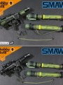 Hobby Nuts - 1/6 Scale SMAW MK153 - 2 Colors ( OD and Black )