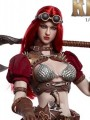 TBLeague - PL2019-140A - 1/6 Scale Figure - Steam Punk Red Sonja