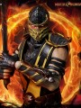 World box - Mortal Kombat - Scorpion