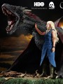Threezero - 1/6 Scale Statue - Game Of Thrones - Drogon
