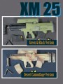 Hobby Nuts - 1/6 Scale XM25 - 4 colors