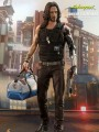 Hot Toys VGM47 - 1/6 Scale Figure - Cyberpunk 2077 Johnny Silverhand