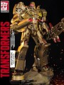 Prime 1 Studio - PS105 PMTF-02 GL Transformers Generation 1 - Megatron Statue Gold version