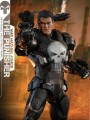 Hot Toys VGM33D28 - 1/6 Scale Diecast Figure - Marvel Future Fight - The Punisher ( War Machine Armor )