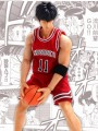 Somebody Toys - SD02 - 1/9 Scale Figure - Slam Dunk Rukawa Kaede