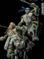 Threezero - 1/6th Scale TMNT - Leonardo & Michaelangelo - Exclusive Set