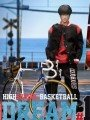 Cag Toys - 1/6 Scale Figure - High School Basket Ball Dream #11 Rukawa ( Deluxe Version )