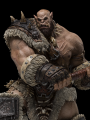 Dam Toys - DMLW012 - Epic Series 10 Inches Warcraft - 1/9 Scale Statue - Orgrim ( Standart Version )
