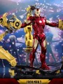 Hot Toys MMS462D22 - 1/6 Scale Figure - Iron Man Mark IV With Suit Up Gantry