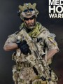 "Soldier Story - SS106 - 1/6 Scale Figure - Medal Of Honor Navy SEAL Tier One Operator ""Voodoo"""