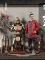 303 Toys - MP002 - 1/6 Scale Figure - Masterpiece Series - The Guarding General - Qin Qiong AKA Shubao ( Exclusive Edition )