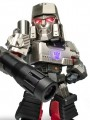 KidsLogic - MN03 - Mecha Nations - Megatron Exclusive ( Include 9 cm Clear Megatron )