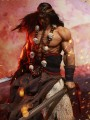 Inflames Toys - IFT029 - 1/6 Scale Figure - Water Margin Series - Skywalker Wu Song ( Standard Version )