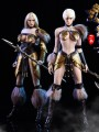 VSToys - 18XG32C - 1/6 Scale - Dragon Scale Female Warrior Deluxe Set ( A + B )