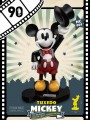 Beast Kingdom - 1/4 Scale Statue - Disney Tuxedo Mickey