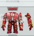 Hot Toys AMC 016 - Hulkbuster ( Jackhammer Arm Version )