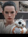Hottoys MMS337 - Star Wars: The Force Awakens - Rey and BB-8