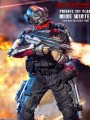 JackalX - JX008 - Ophiuchus: The Dawn of Humanoid - 1/6 Scale Figure - Private 1st Class Mike Winter ( Death Squad Version )