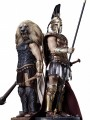 Coomodel - HS005 - 1/6 Scale Figure - Pantheon Series - Odyssey ( Deluxe Set Ares + Hercules )