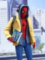 Hot Toys - MMS426 - Spider-Man: Homecoming - 1/6 Scale Spider-Man Collectible Figure ( Deluxe Version )