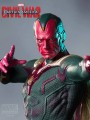 Iron Studios -  Vision Civil War - 1/10 Scale Statue