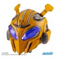 Killerbody - Lifesize Helmet - Bumblebee Movie ( Wearable With Speaker & LED )