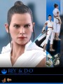 Hot Toys MMS559 - 1/6 Scale Figure - Rey & D-O