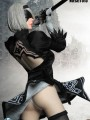 Super Duck - SET015 - 1/6 Sale Female Cosplay Set - Nier 2B (Black Version)