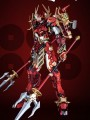 Devil Hunter - DH02 - 1/100 Metal Build - Red Warrior Samurai ( Sanada Yukumura )